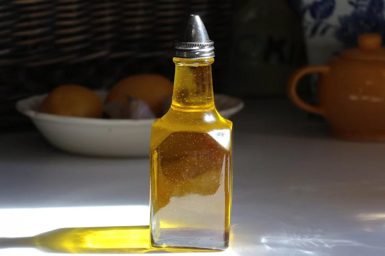 azeite ou óleo