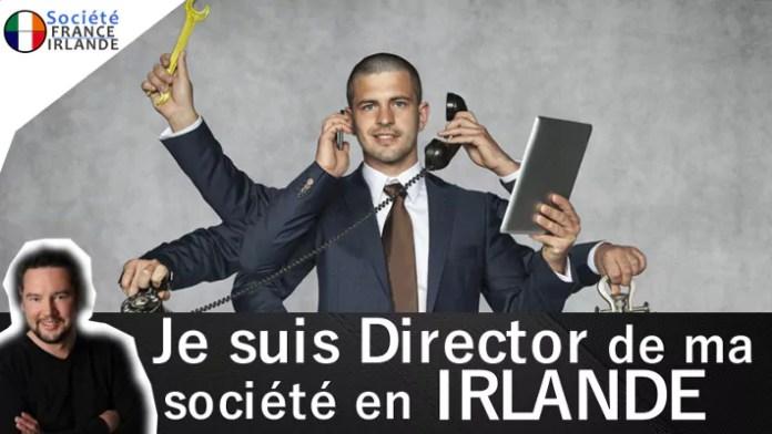 Director Société Irlande