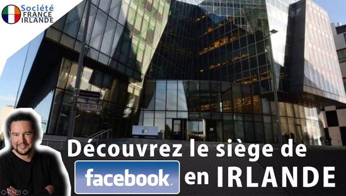 siège Facebook Dublin Irlande