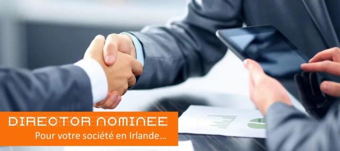 Director Nominee société Irlande