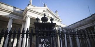 banque Irlande société Limited