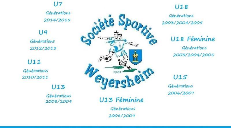 Rejoins-nous à la Société Sportive de Weyersheim