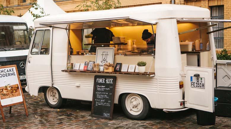 business plan food truck