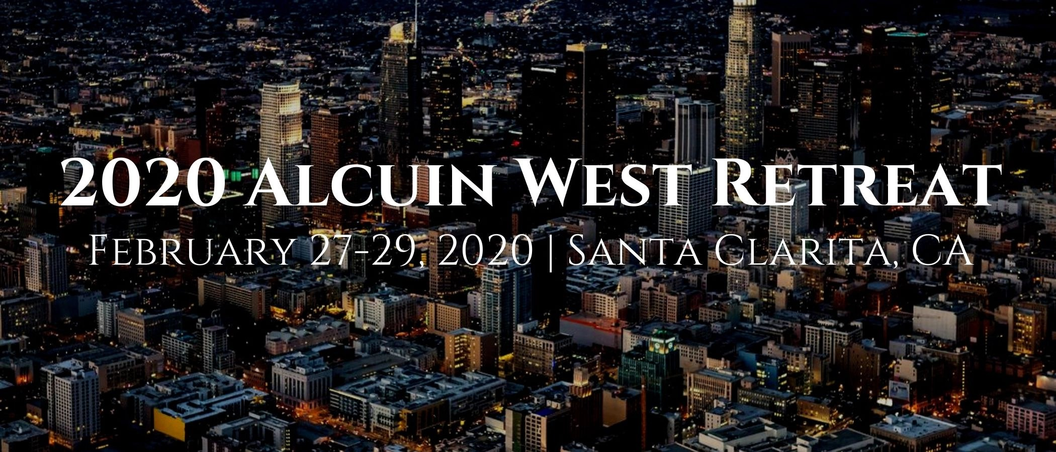 2020 Alcuin West
