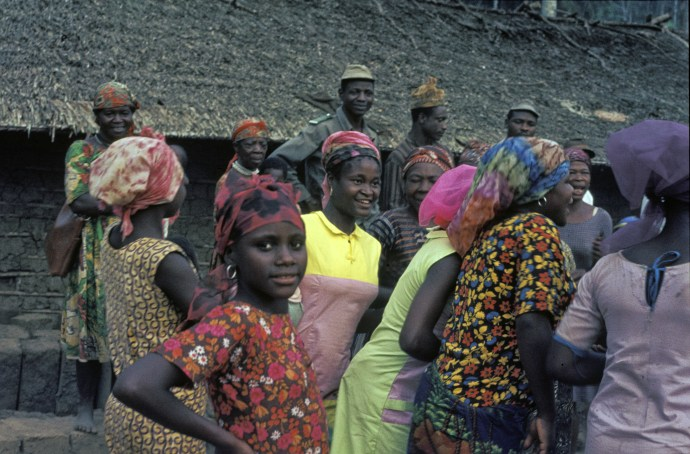 Women in Cameroon. By H. Grobe (Own work) [CC BY 3.0], via Wikimedia Commons