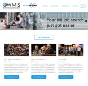 micareer webportal