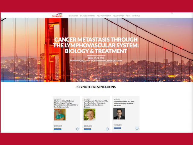 Cancer Metastasis Symposium in San Francisco in 2017