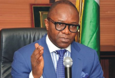 Minister Ibe Kachikwu's Residence Saved From Fire Outbreak!