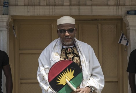 Youths Move To Dethrone Nnamdi Kanu's Father As King In Abia State