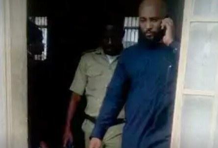 Atiku's Son, Aminu Detained!
