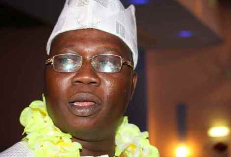 "NANS Pay Gani Adams Solidarity Visit On ""Are Ona Kakanfo"", Request Scholarship For Members"