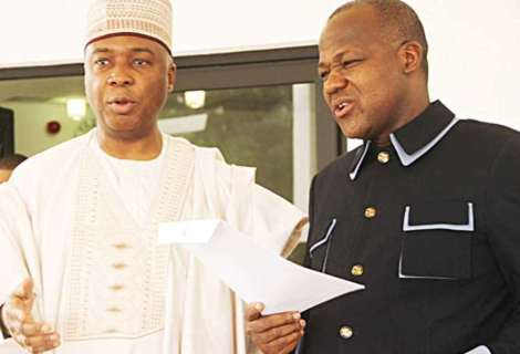 Saraki, Dogara Map Proper Response To Rejection Of Amended Electoral Act