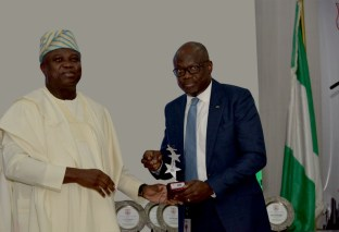 Skye Bank Gets Platinum Prize For Making List Of 7 Top Donors To Lagos Security Trust Fund