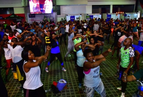 Incredible Body Transformation Workout & Healthy Living Sessions On Display As Verve Life Fitness Holds
