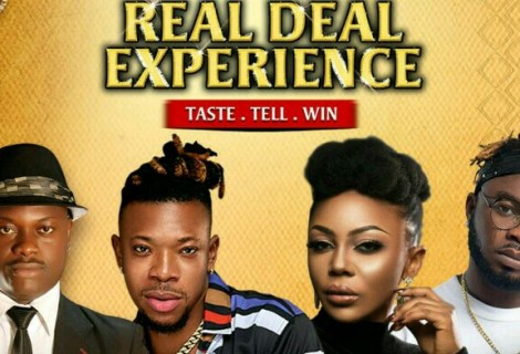 Mr. Real, Slimcase Set To headline Real Deal Experience In Lagos