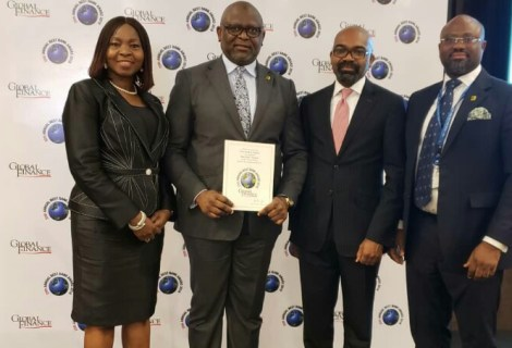 FirstBank Named Best Bank in Nigeria at the Global Finance World's Best Banks 2018