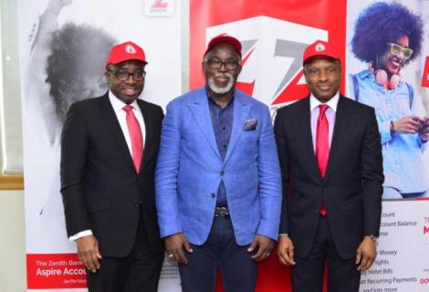 Zenith Bank CEO Amangbo Charges Golden Eaglets Over Discipline, Affirms Bank's Commitment To Youth Sports