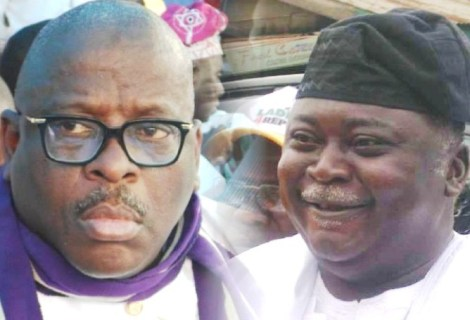 Shocker As Kashamu, Adebutu's Supporters Dump Patrons, Work Together For Personal Ambitions!