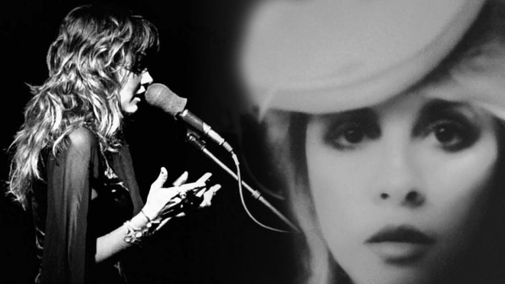 This Unreleased Rare Stevie Nicks Castaway LIVE Demo