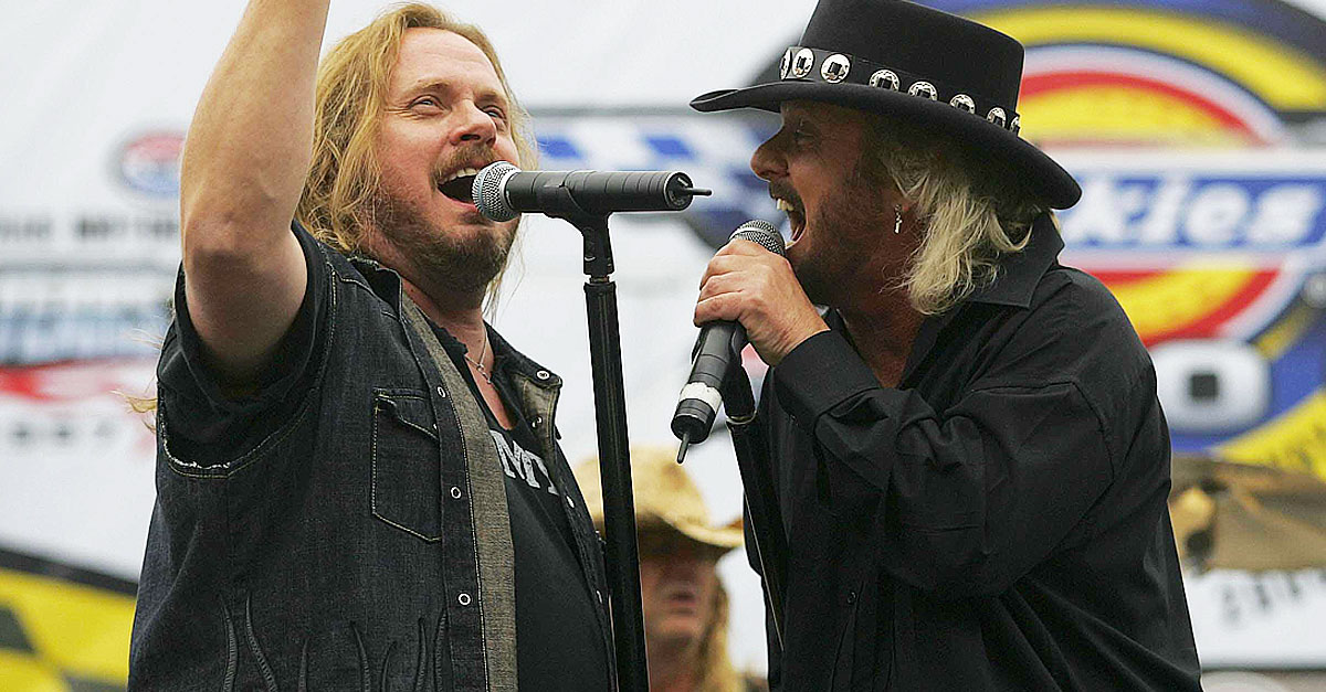 Its A Foot Stompin Good Time When Johnny And Donnie Van