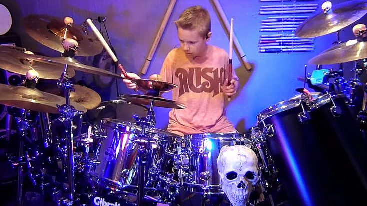If ZZ Top Ever Needs A Drummer Call This Kid  His Cover Of La Grange Is Out Of This World