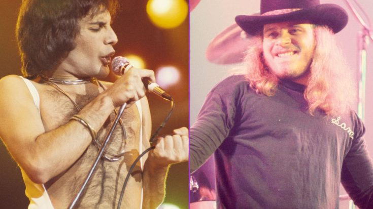 Someone Made A Mashup Of Queen And Lynyrd Skynyrd, And It