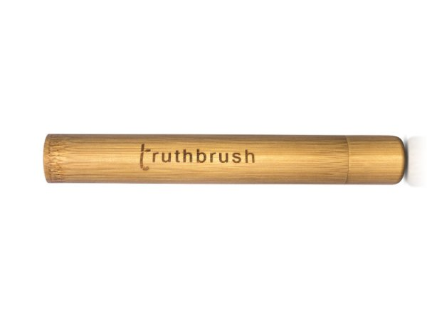 ethical bamboo toothbrush travel case