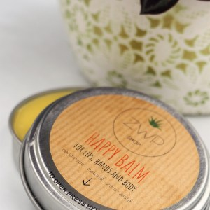 multipurpose balm zero waste vegan glasgow