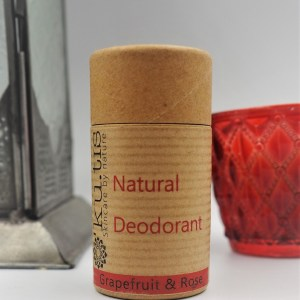 natural deodorant compostable tube kutis deodorants society zero zero waste shop glasgow