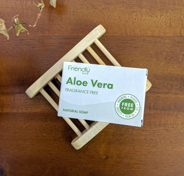 friendly aloe vera vegan soap soap plastic free