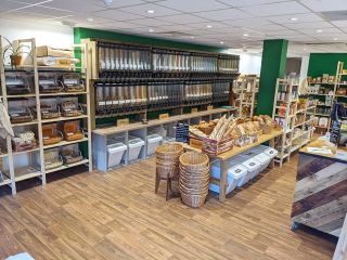 glasgow west end zero waste shop plastic free sustainable living scotland
