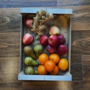 fruit box zero waste glasgow west end