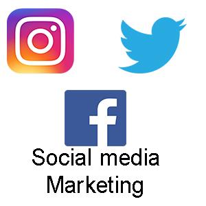 social media marketing f