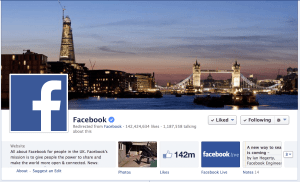 Top 20 Most Liked Facebook Pages of 2014