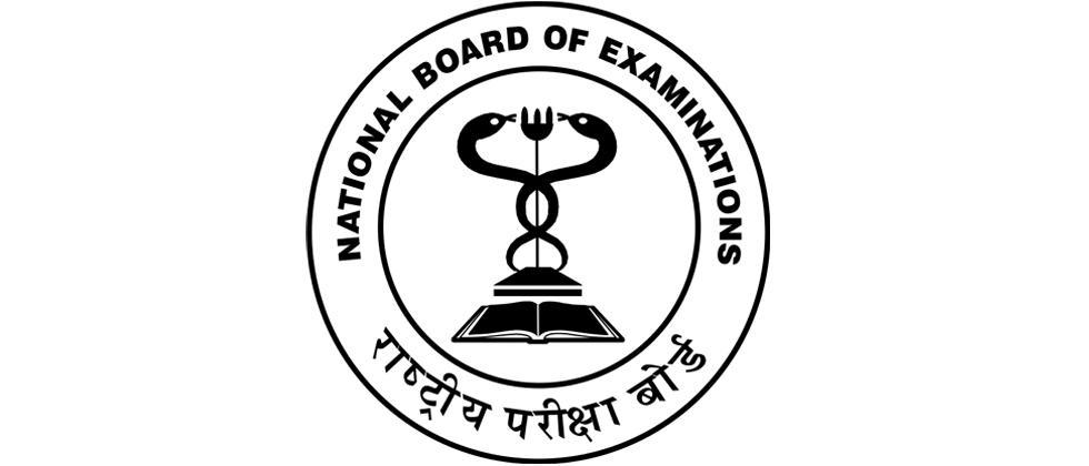 NBE declares NEET PG 2018 exam results