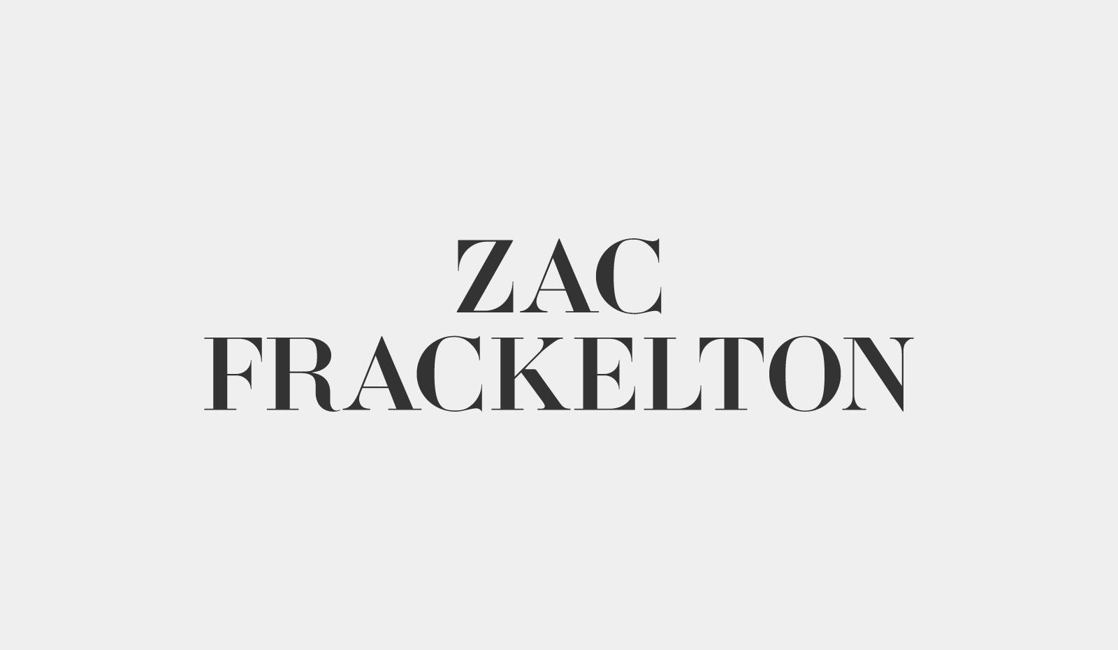 Zac Frackelton — SocioDesign — Design + Digital