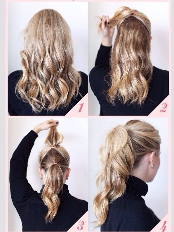20 Fantastic DIY Ways To Make A Modern Hairstyle In Just A Few