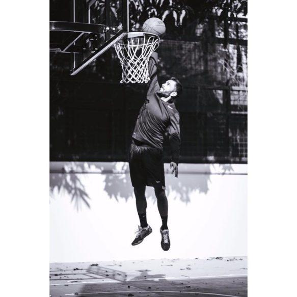 Anand Ahuja basketball