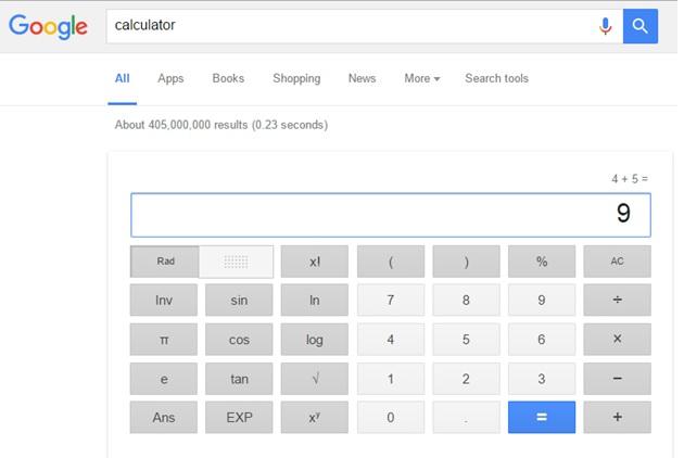 calculatior