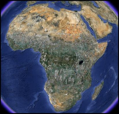 Imagens do Continente Africano (1/6)