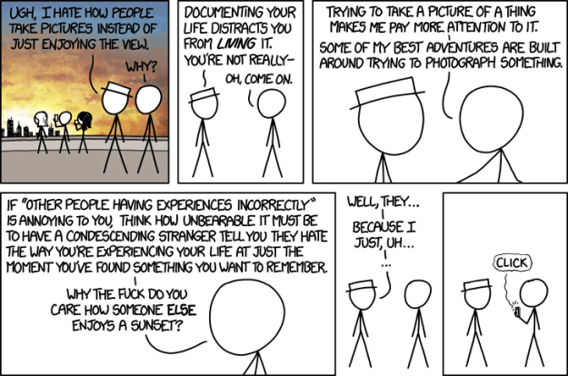"""xkcd: """"Photos"""""""