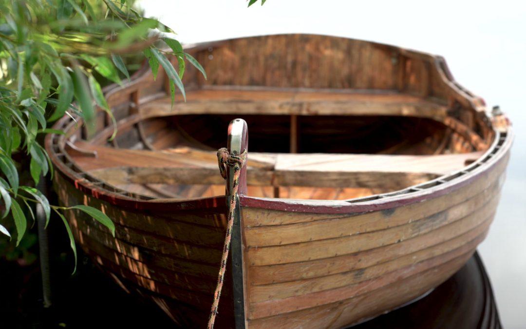 Boat. Video