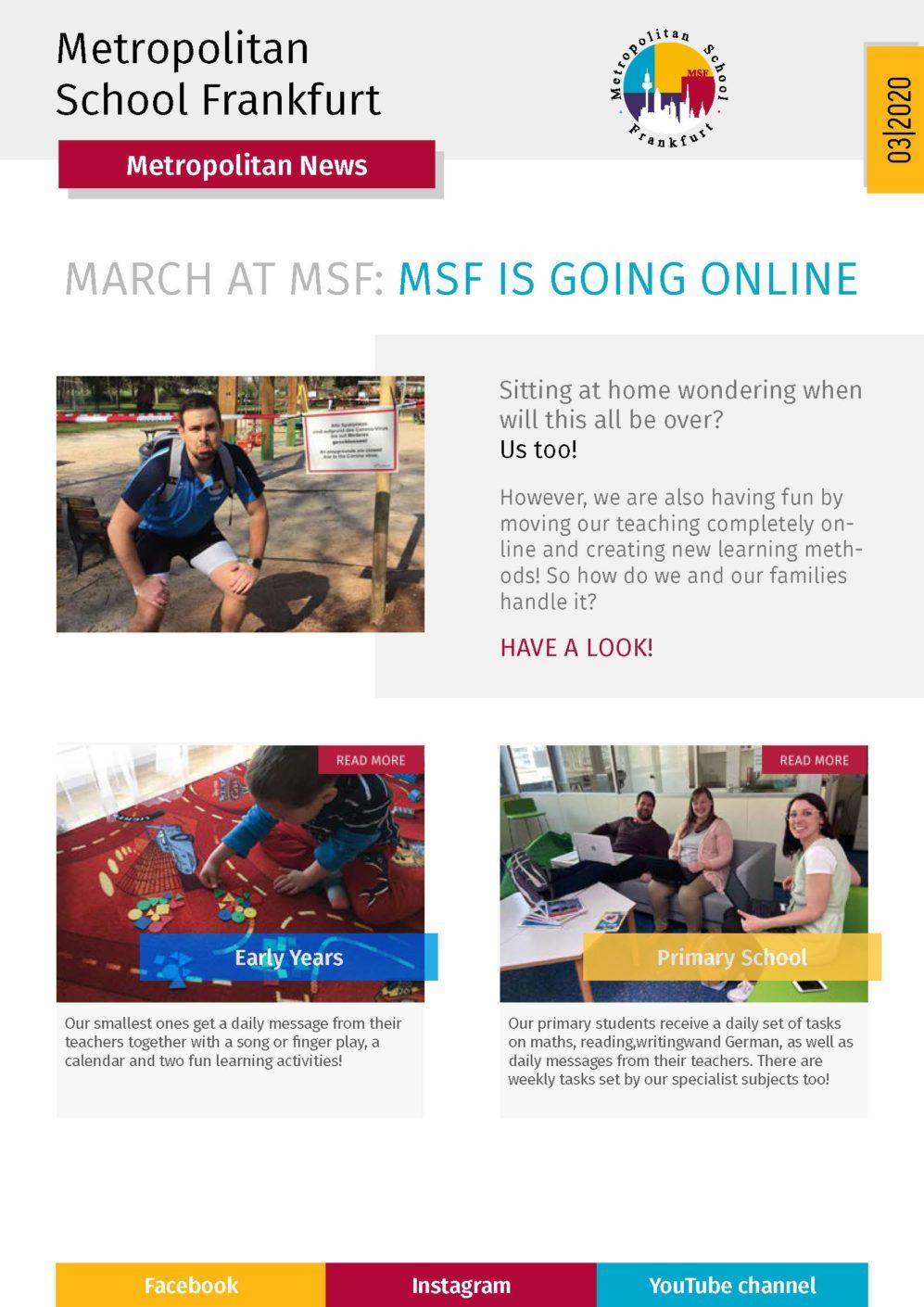 Digest. MSF