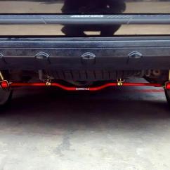 Suspensi Grand New Avanza Vs Mobilio Mengatasi Gejala Limbung Di Toyota Jangan Overkill Pemasangan Sway Bar Membuat Kinerja Belakang Lebih Stabil
