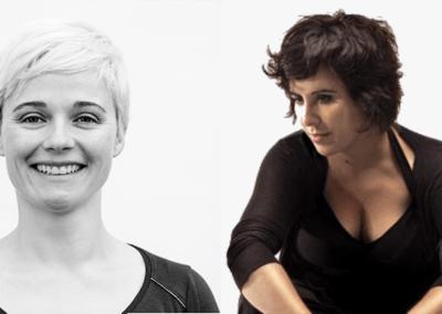 Celeste Alías + Núria Andorrà, 13 d'agost
