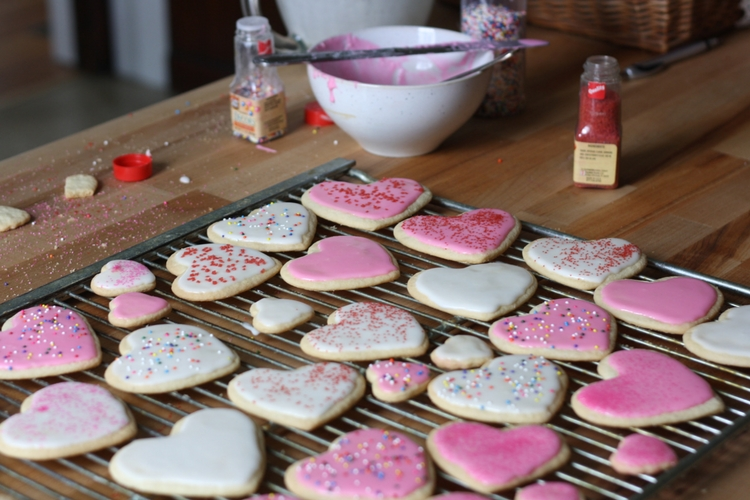 Valentine's day Recipe Roundup sockbox10.com