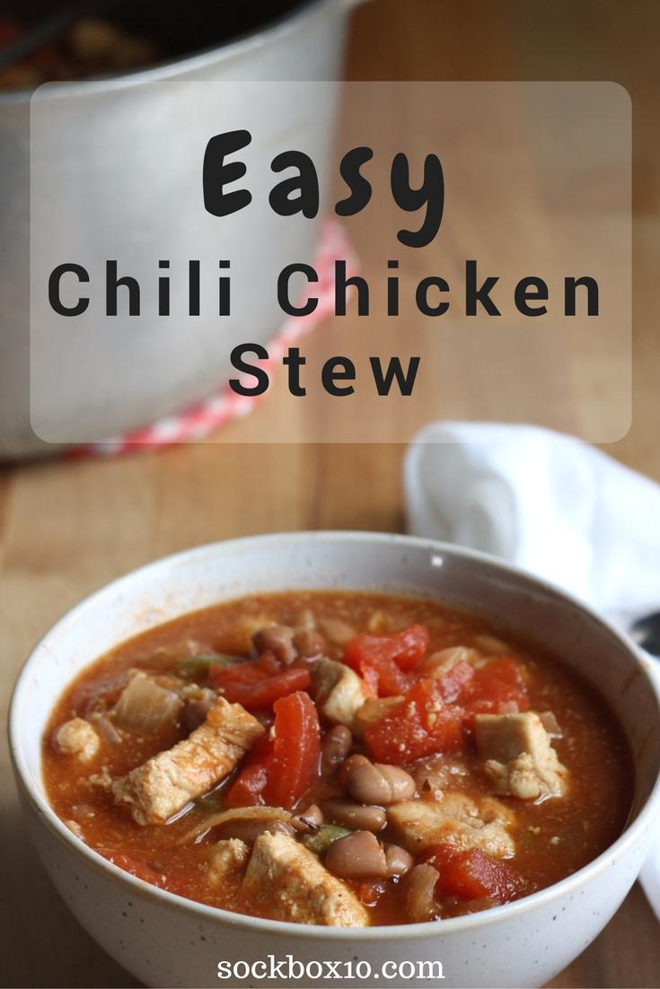 Chili Chicken Stew sockbox10.com