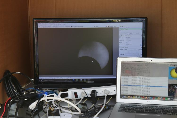 My Total Solar Eclipse Experience 8-21-2017 sockbox10.com