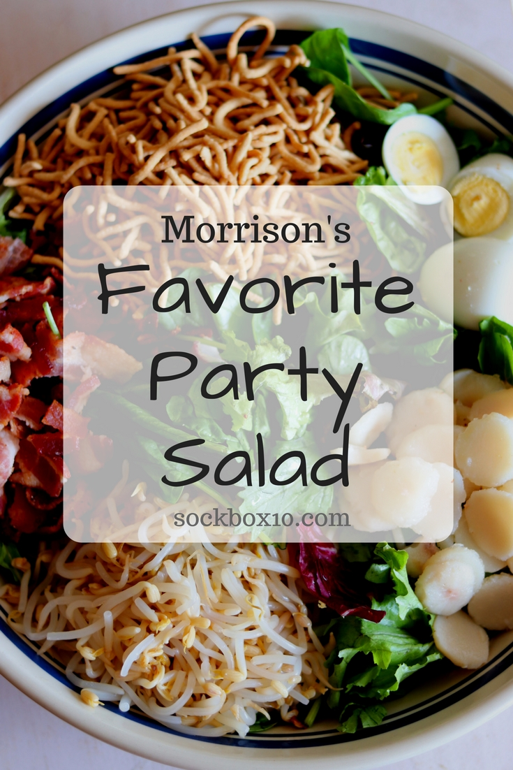 Favorite Party Salad sockbox10.com