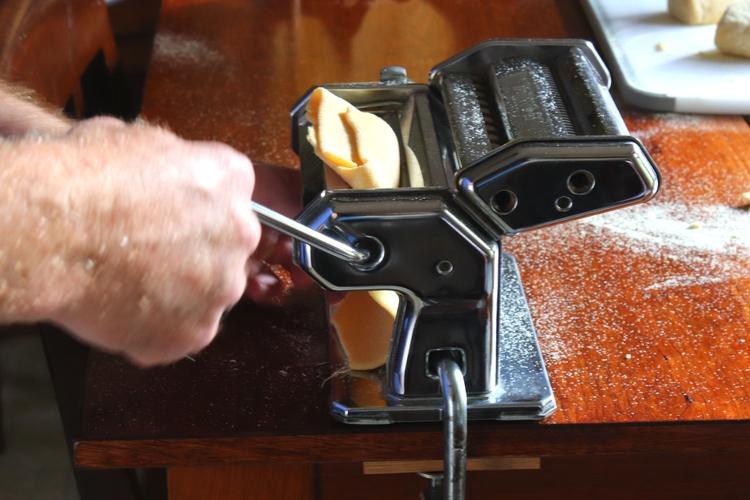 Homemade Pasta Using Semolina Or All-Purpose Flour sockbox10.com